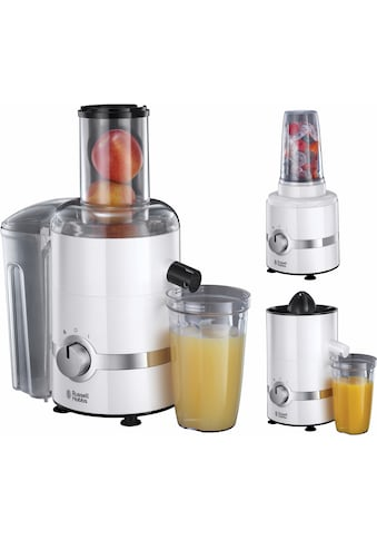 RUSSELL HOBBS Entsafter »Smoothie Maker 22700-56«, 800 W, 3-in-1-Gerät: Entsafter, Zitruspresse und Smoothie Maker kaufen