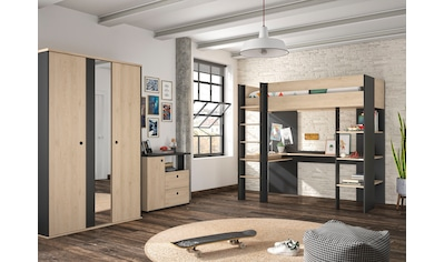 Gami Jugendzimmer-Set »Duplex«, (3 tlg.) kaufen