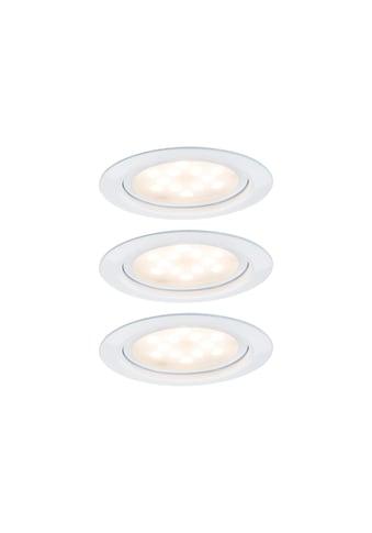 Paulmann,Unterschrankleuchte»Unterbauleuchte LED Micro Line Weiß, 3er Set«, kaufen