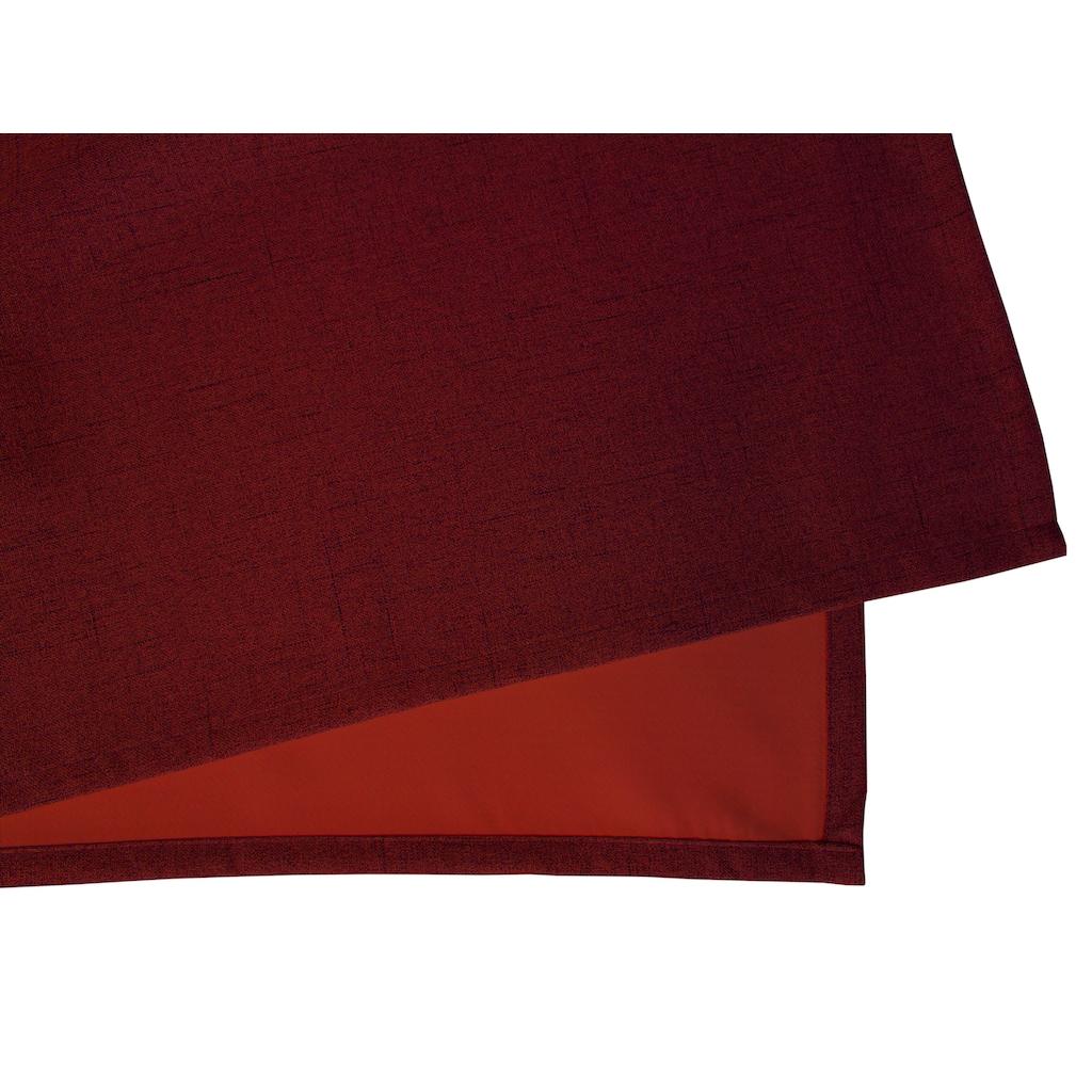 VHG Vorhang nach Maß »Rustika«, Struktur, Breite: 145 cm