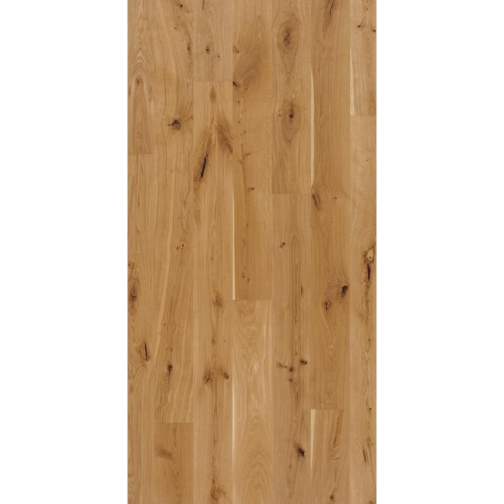 PARADOR Parkett »Basic Rustikal - Eiche, geölt«, geoelt, 2200 x 185 mm, Stärke: 11,5 mm, 4,07 m²