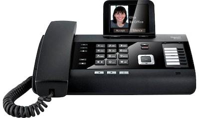 Gigaset Festnetztelefon »DL500A«, (Mobilteile: 6) kaufen