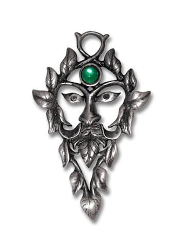 Adelia´s Amulett »Greenwood Talisman«, Green Man - Naturmagie kaufen