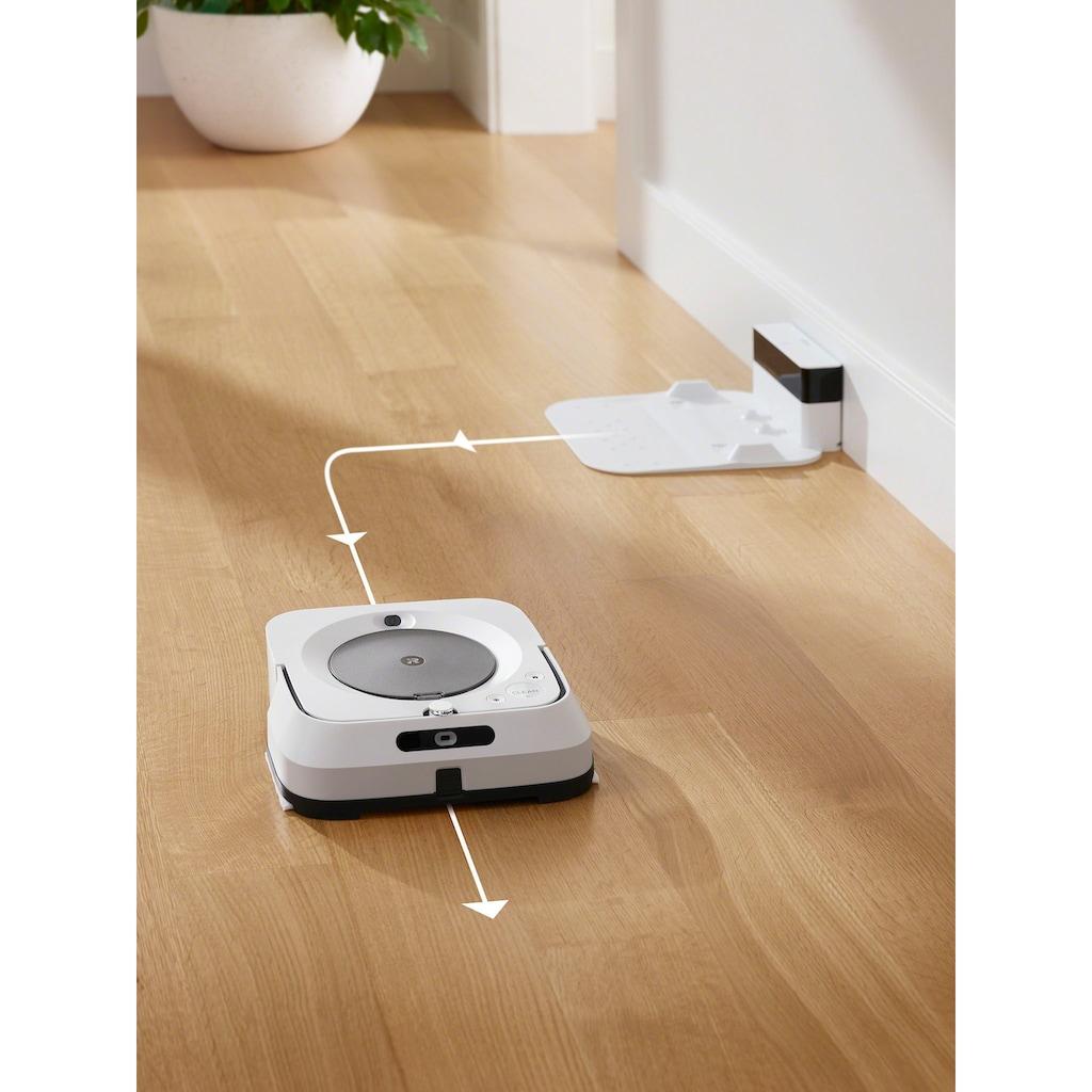iRobot Wischroboter »Braava jet m6«, Mit Imprint® Intelligente Kartierung