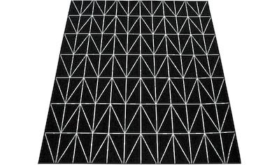 Teppich, »Brugge 224«, Paco Home, rechteckig, Höhe 9 mm, maschinell gewebt kaufen