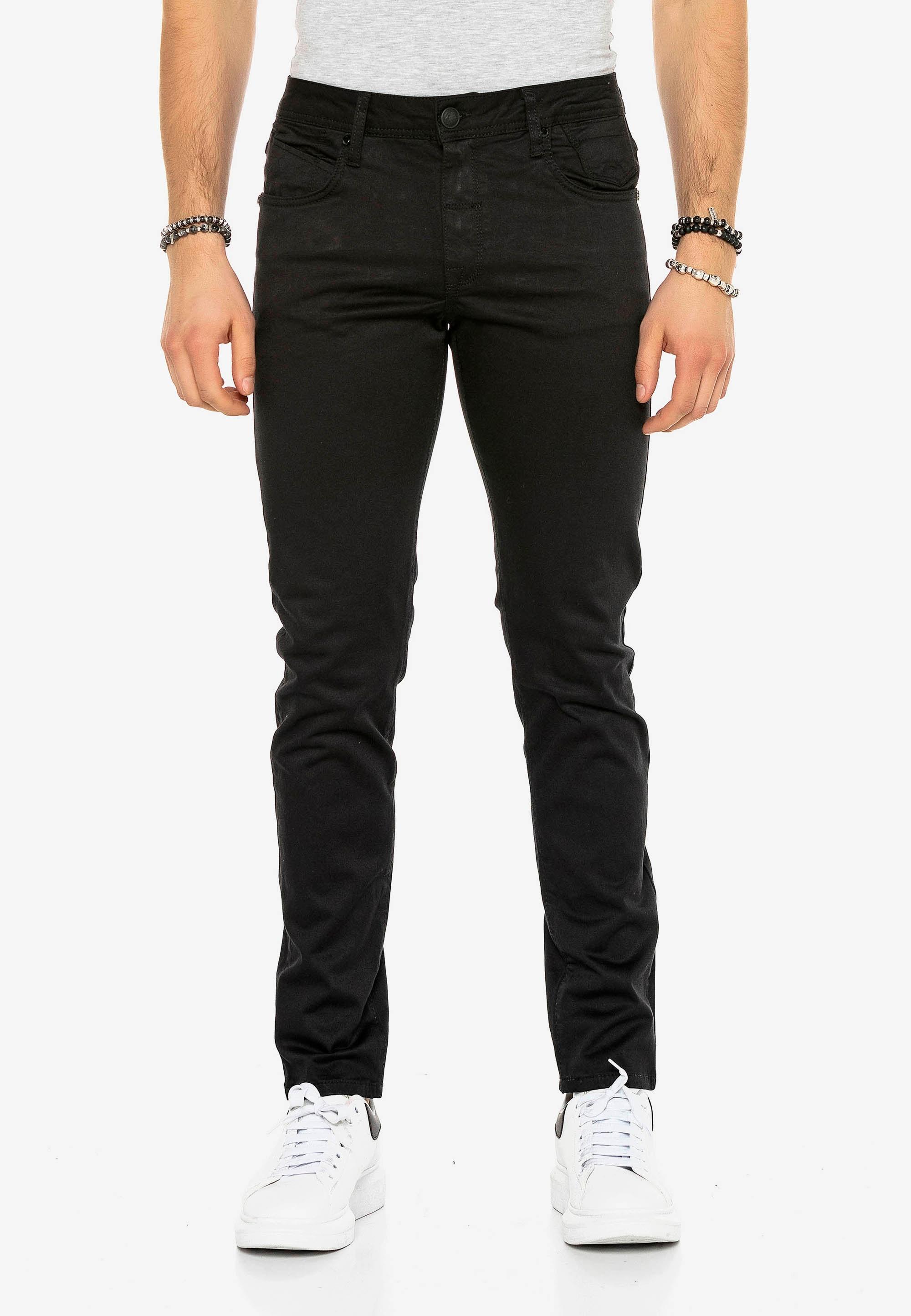cipo & baxx -  Bequeme Jeans Dark Night