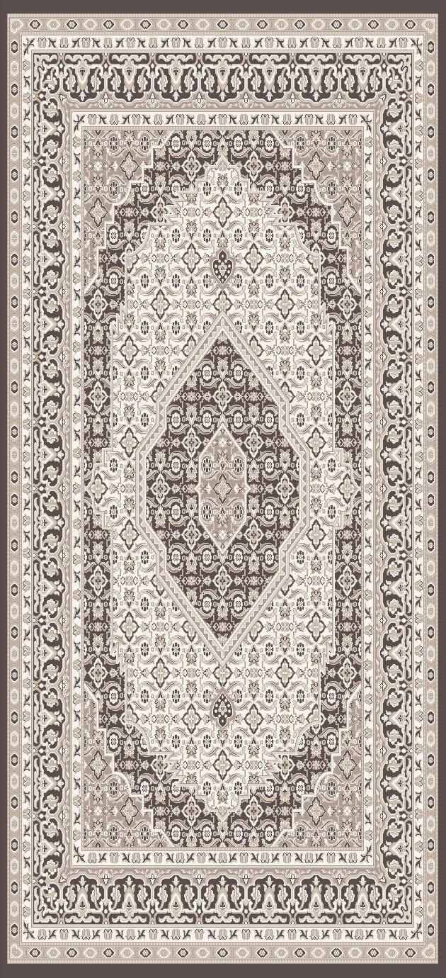 Teppich Silkway W2308 Festival rechteckig Höhe 7 mm maschinell gewebt