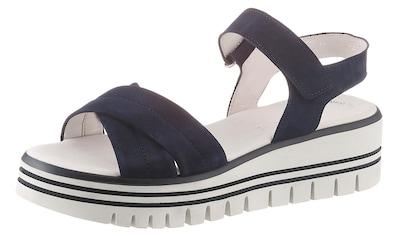 Gabor Sandalette, mit Streifen in der Laufsohle kaufen