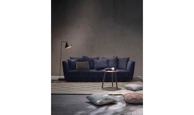 furninova Big-Sofa »Scarlett«, inklusive 6 Kissen, besonders bequem durch... kaufen