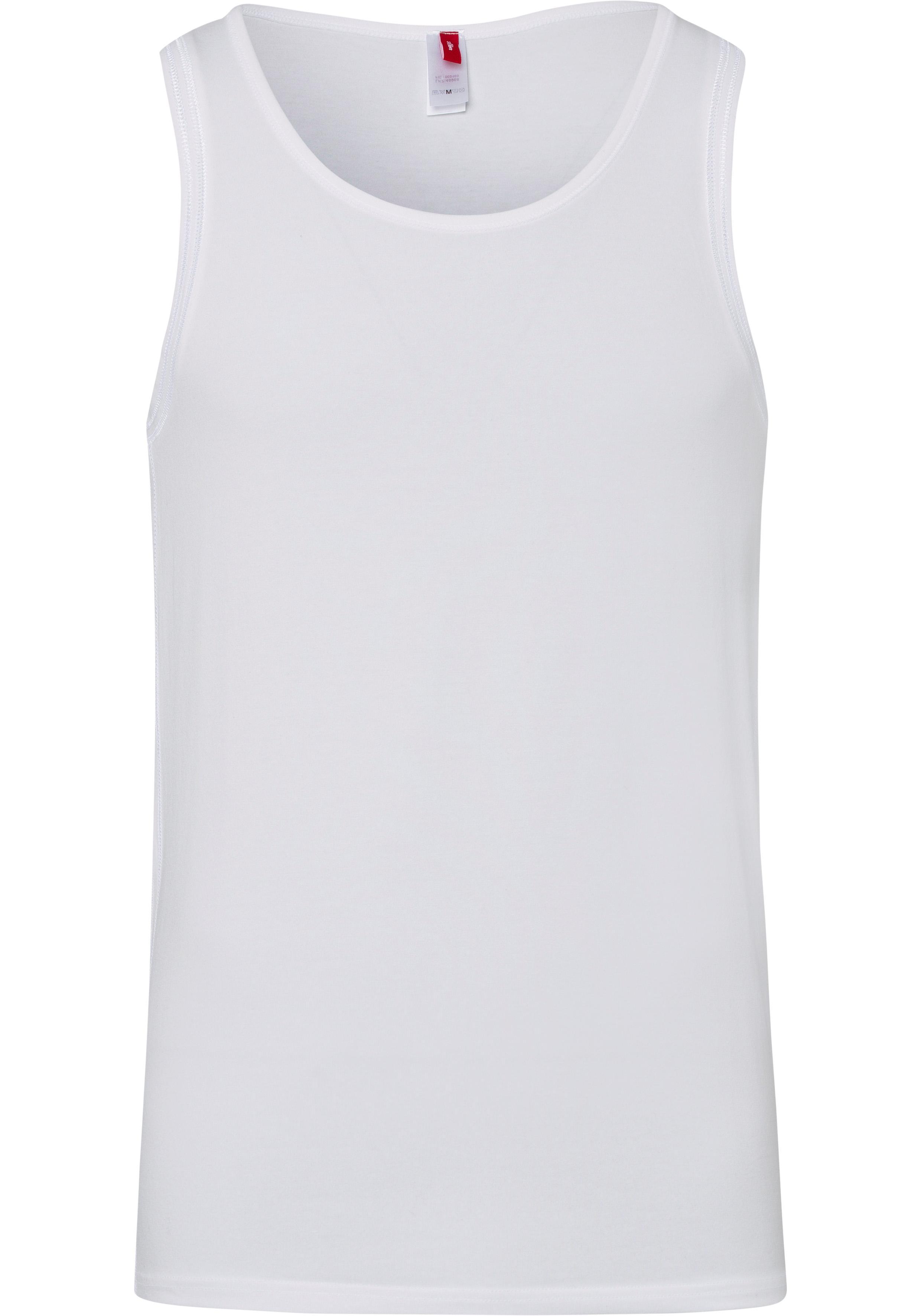 sOliver RED LABEL Bodywear Tanktop aus weichem Modal   Bekleidung > Shirts > Tank Tops   Weiß   Elasthan   S.Oliver Red Label