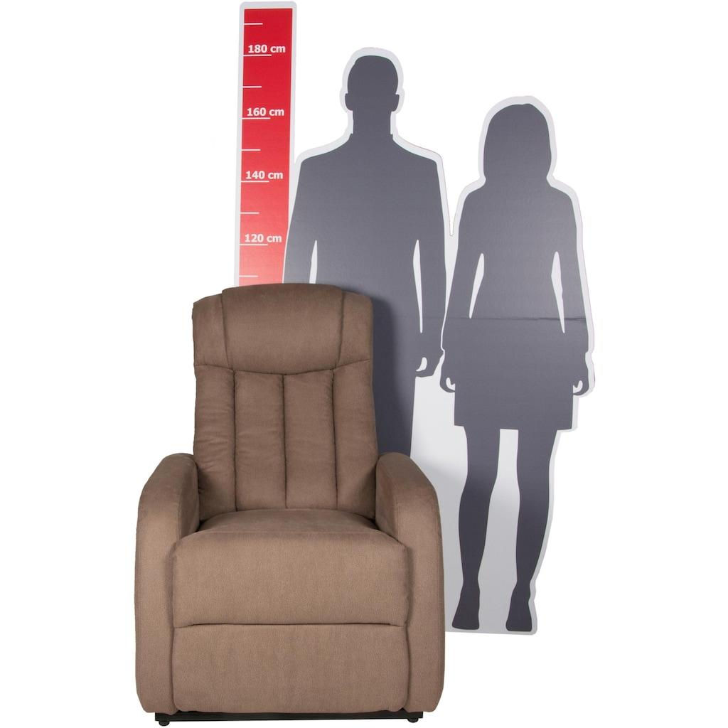 Duo Collection TV-Sessel »Saskatoon«, Fernsehsessel mit Aufstehhilfe