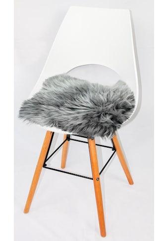 Stuhlkissen, »Sitzauflage eckig«, Heitmann Felle kaufen