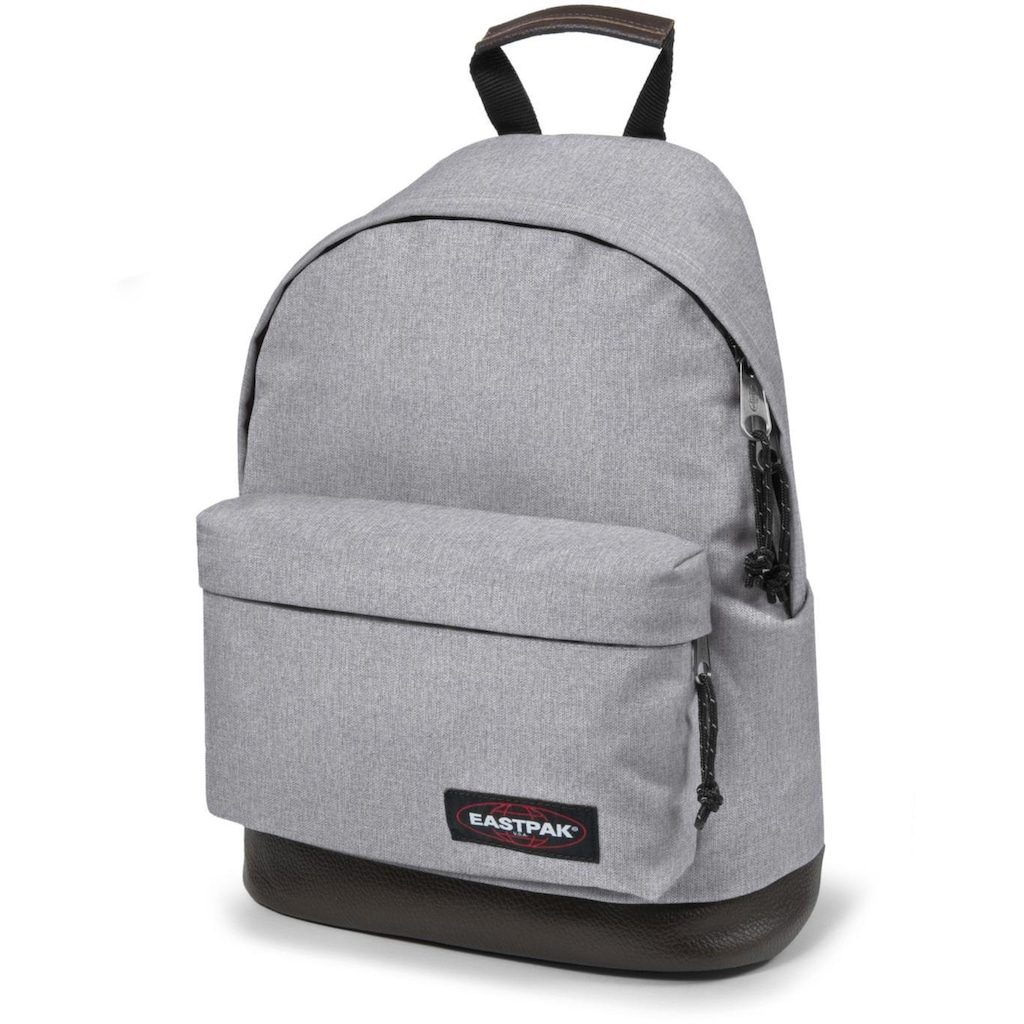 Eastpak Freizeitrucksack »WYOMING, Sunday Grey«, enthält recyceltes Material (Global Recycled Standard)