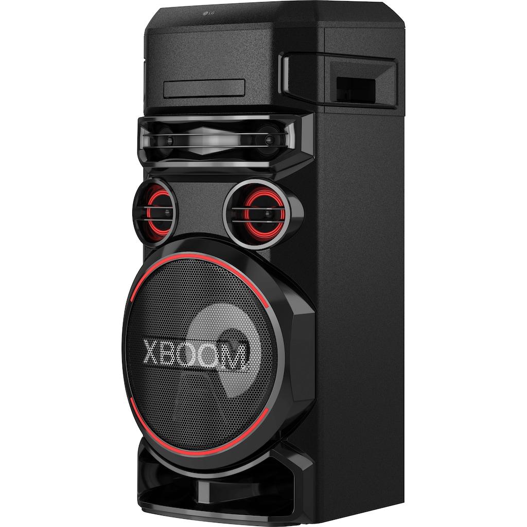 LG Party-Lautsprecher »XBOOM ON7«, Onebody-Soundsystem
