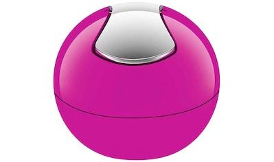Kosmetikeimer »BOWL«, mit Schwingmechanismus kaufen