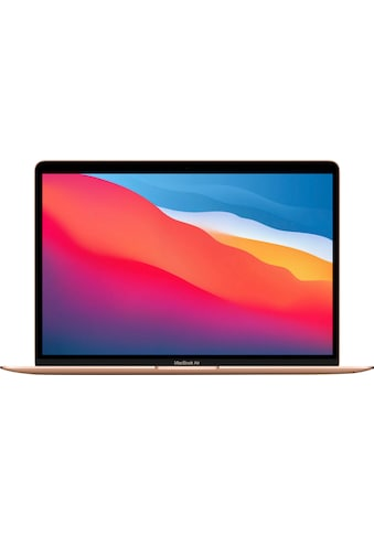 Apple Notebook »MacBook Air mit Apple M1 Chip«, ( 256 GB SSD) kaufen