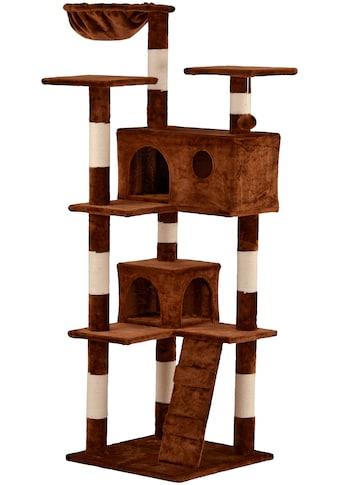 PETOLINA Kratzbaum »Marley«, BxTxH: 60x60x150 cm kaufen