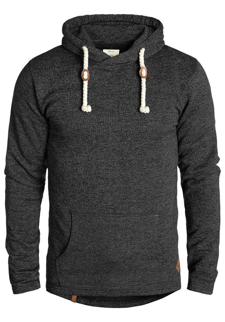 REDEFINED REBEL Kapuzenpullover Mosi | Bekleidung > Pullover > Kapuzenpullover | Schwarz | Redefined Rebel