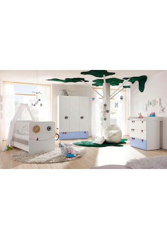 now! by hülsta Babyzimmer-Komplettset »now! minimo«, (Set, 5 tlg.) kaufen
