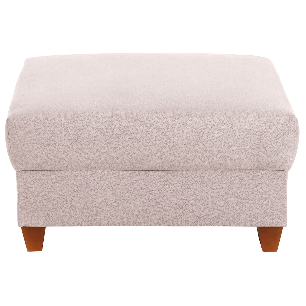 Home affaire Polsterhocker »Helena Luxus«, mit besonders hochwertiger Polsterung für bis zu 140 kg pro Sitzfläche