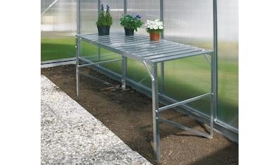 VITAVIA Tisch , für Gewächshäuser, BxTxH: 121x54x76 cm kaufen