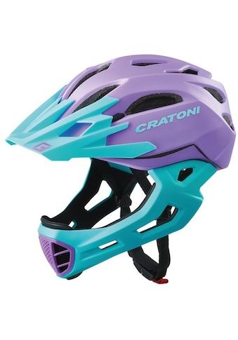 Cratoni Bike Cross Helm »MTB-Fahrradhelm C-MANIAC« kaufen