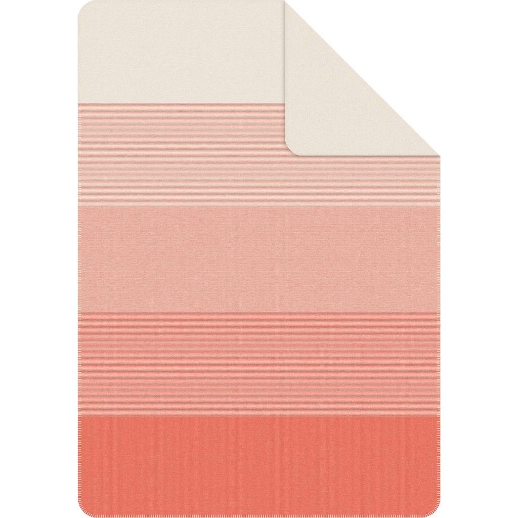 IBENA Wohndecke »Salerno«, mit Streifen im Farbverlauf