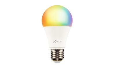 XLAYER LED »XLayer Smart Echo E27 9W 800lm Warm -  und Kaltweiß,« kaufen