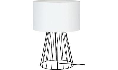 BRITOP LIGHTING Tischleuchte »Swan«, E27, 1 St., Dekorative Leuchte aus Metall mit... kaufen