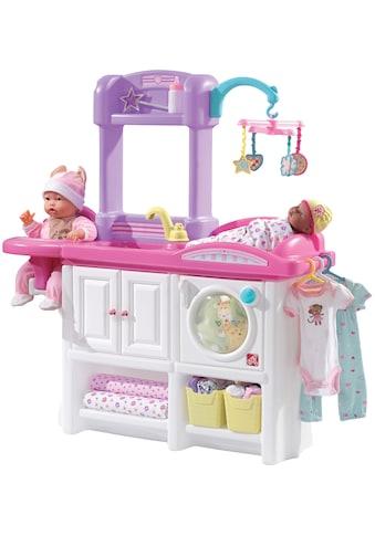 STEP2 Puppenstation »Love & Care Deluxe Nursery«, BxLxH: 25x80x95 cm kaufen