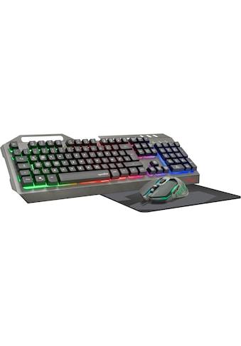 Speedlink Gaming-Tastatur »TYALO Illuminated«, (Antirutsch-Füße-Funktionstasten) kaufen