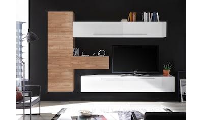 LC Wohnwand »Line/cube«, (Set, 6 tlg.) kaufen