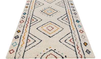 MINT RUGS Hochflor-Teppich »DISA«, rechteckig, 30 mm Höhe, besonders weich durch... kaufen