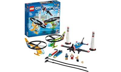 LEGO® Konstruktionsspielsteine »Air Race (60260), LEGO® City Airport«, (140 St.), Made... kaufen