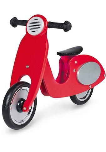 Pinolino® Laufrad »Vespa Wanda, rot« kaufen