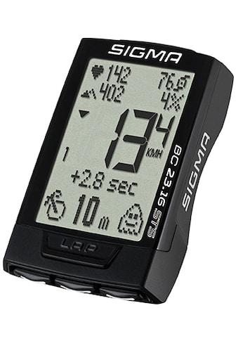 SIGMA SPORT Fahrradcomputer »BC 23.16 STS SET«, kabellos kaufen