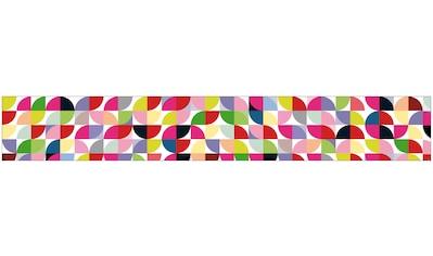 MySpotti Fensterfolie »Look Retro Pattern«, halbtransparent, glattstatisch haftend,... kaufen
