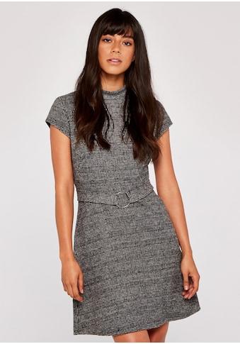 Apricot Etuikleid »Dogtooth Squared Jacquard Dress« kaufen