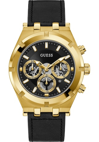 Guess Multifunktionsuhr »CONTINENTAL, GW0262G2« kaufen