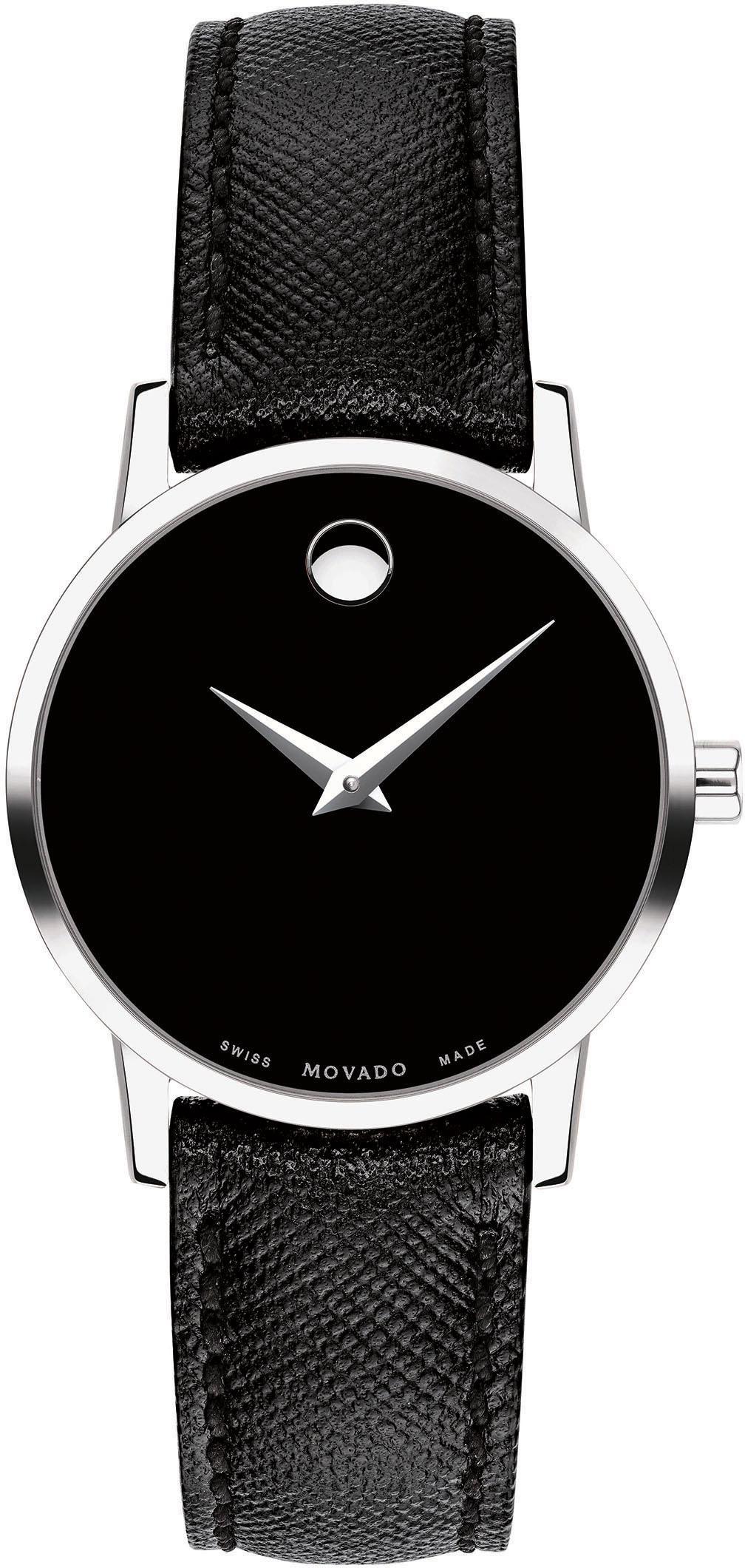 MOVADO Schweizer Uhr MUSEUM, 607204   Uhren > Schweizer Uhren   Movado