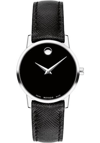 MOVADO Schweizer Uhr »MUSEUM, 607204« kaufen