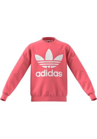 adidas Originals Sweatshirt »TREFOIL«, Unisex kaufen