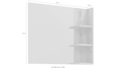trendteam Wandspiegel »Geo«, mit Ablageflächen kaufen