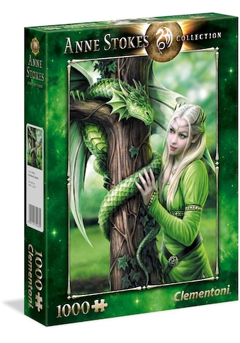 Clementoni® Puzzle »Anne Stokes Collection - Verwandte Seelen«, Made in Europe kaufen