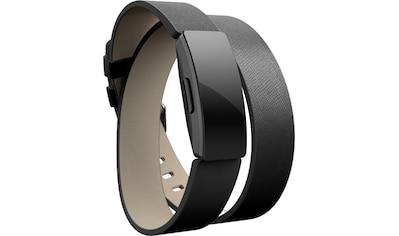 fitbit Ersatz - /Wechselarmband »Double Leather Wrap für Inspire« kaufen