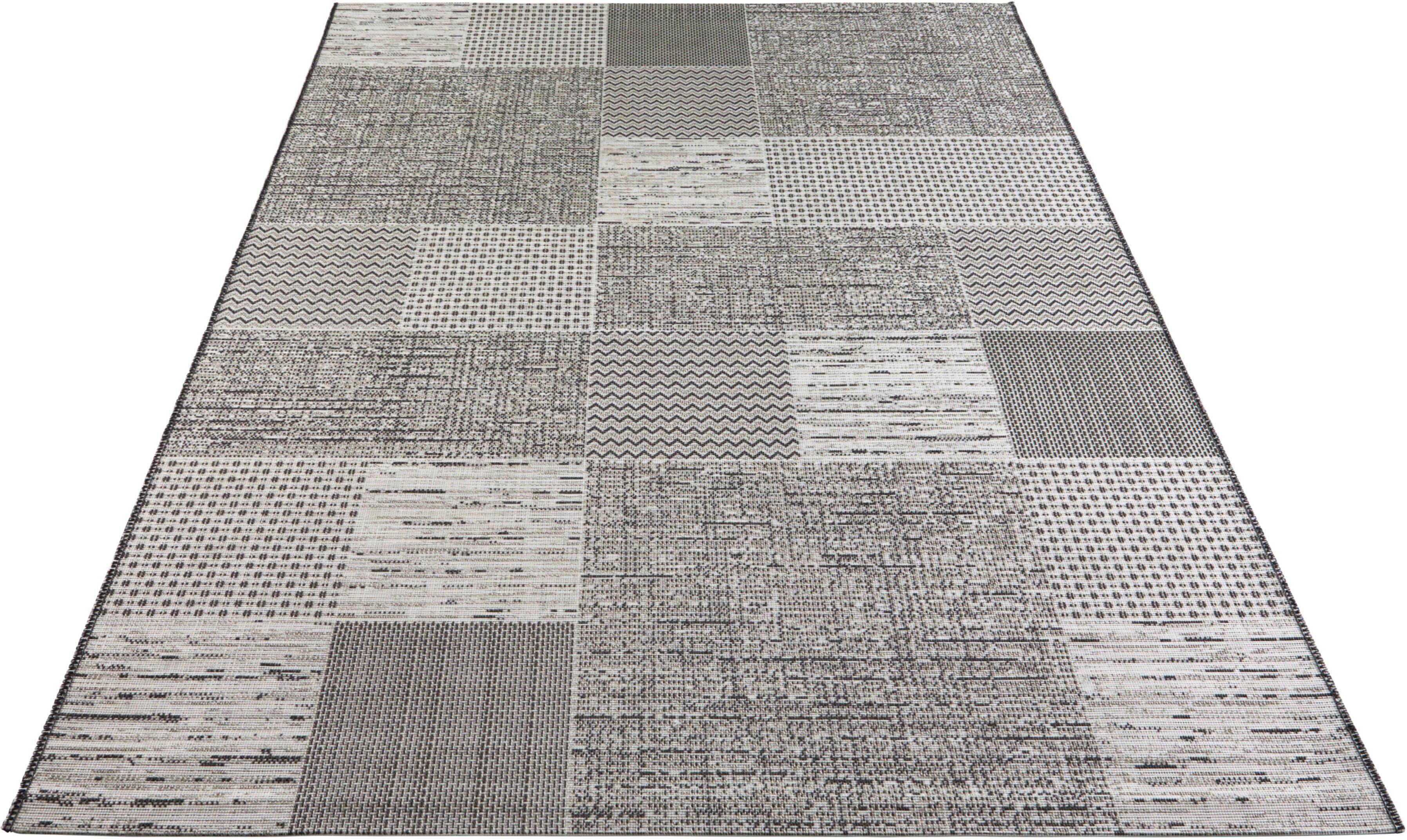 Teppich Agen ELLE Decor rechteckig Höhe 3 mm maschinell gewebt