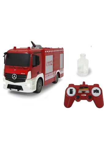 """Jamara RC - LKW """"Feuerwehr TLF Mercedes - Benz Antos 1:26  -  2,4 GHz"""" kaufen"""