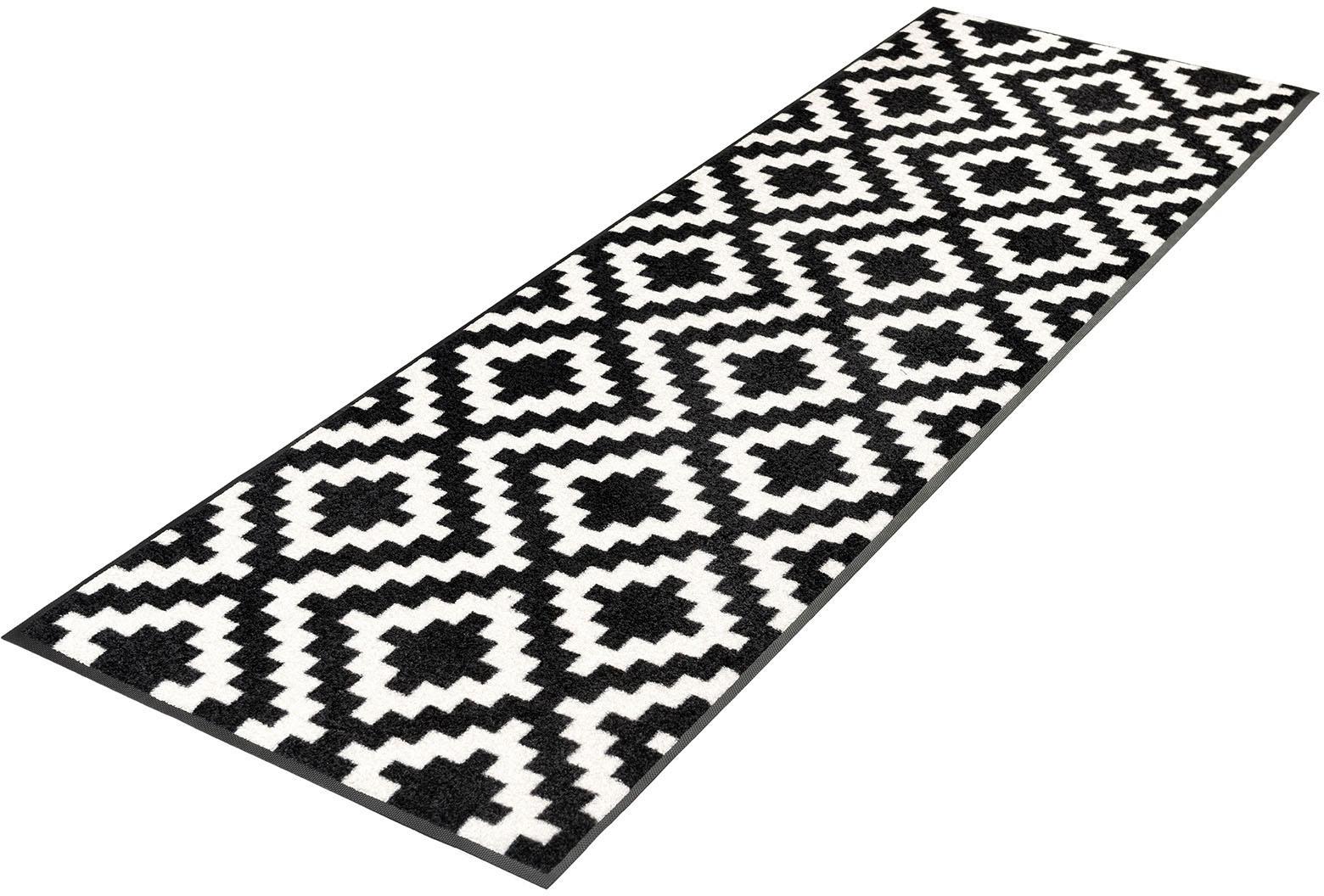 Läufer Kalmar wash+dry by Kleen-Tex rechteckig Höhe 7 mm gedruckt