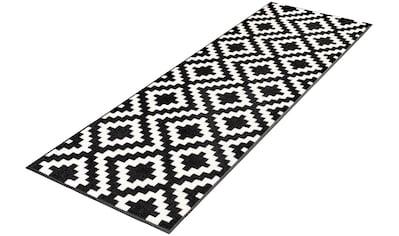 Läufer, »Kalmar«, wash+dry by Kleen - Tex, rechteckig, Höhe 7 mm, gedruckt kaufen