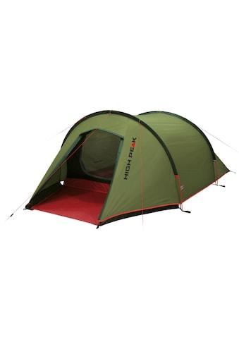High Peak Tunnelzelt »Kite 3«, 3 Personen (mit Transporttasche) kaufen
